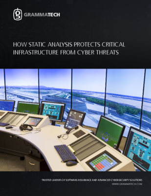 How Static Analysis Protects Critical Infrastructure from Cyber Threats