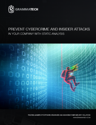 Prevent Cybercrime and Insider Attacks In Your Company With Static Analysis