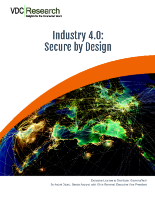VDC – Industry 4.0 Secure by Design – for GrammaTech